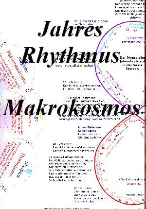 Jahresrhythmen-Makrokosmos